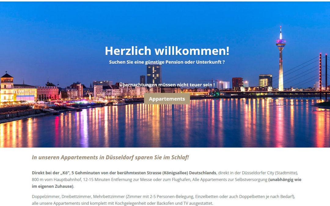 Pension Roedig, Düsseldorf