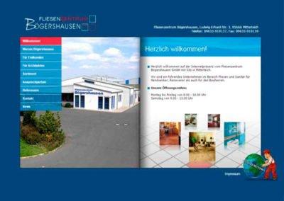 Fliesenzentrum Bögershausen, Mitterteich