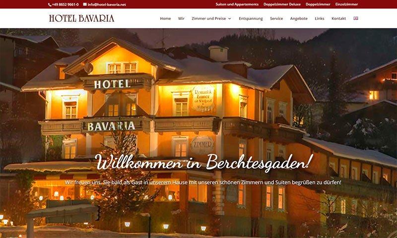 Hotel Bavaria, Berchtesgaden