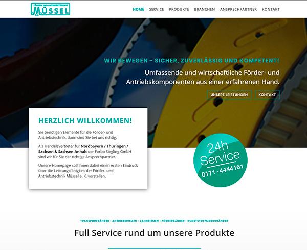 Förder- & Antriebstechnik Müssel