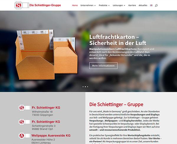 Die Schiettinger-Gruppe