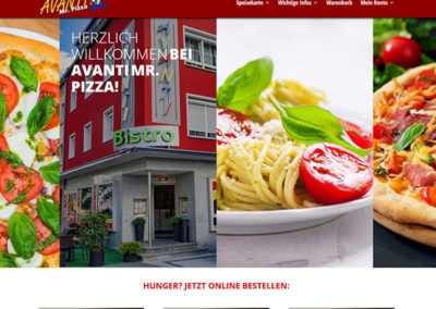 Avanti Mr. Pizza Hof