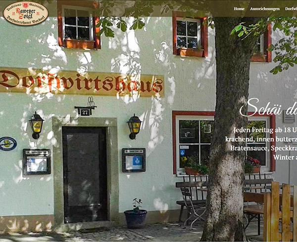 Dorfwirtshaus Vordorf