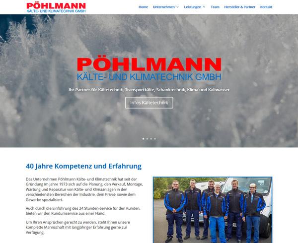 Poehlmann Kälte- und Klimatechnik