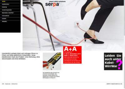 serpa.de – Smart Cable Solutions