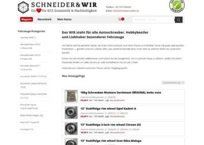 Schneider & WIr